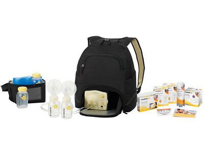Brand New Medela - Pump In Style Advanced - Backpack Solution Set. #57062BN