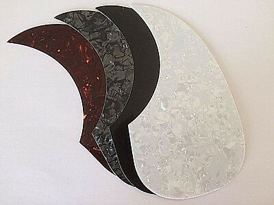 Acoustic Guitar Pickguard Scratchplate Choice of Colours