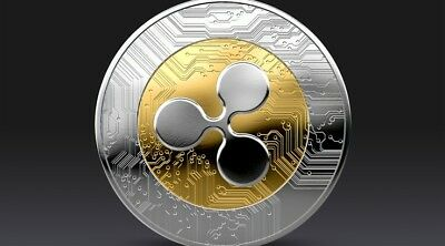 100 Ripple (XRP) Cryptocurrency