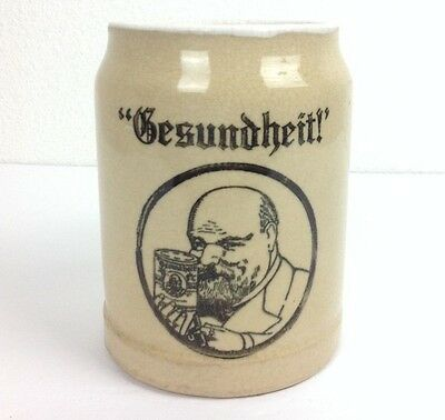 "Vintage ""Gesundheit!' Beer Stein Mug from the 30's"