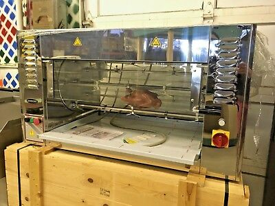 Avancini Electrical Planetary / Rotisserie Grill