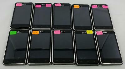 Lot of 10 LG Mach LS860 Sprint QWERTY Android Smartphone Cellphone BULK 266