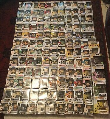 Huge Collection Funko Pop Lot Mystery Sale