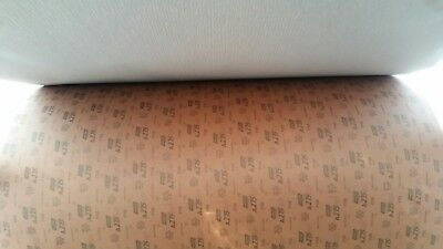 Norton 150 grit sandpaper roll 4 feet wide by 20 feet long