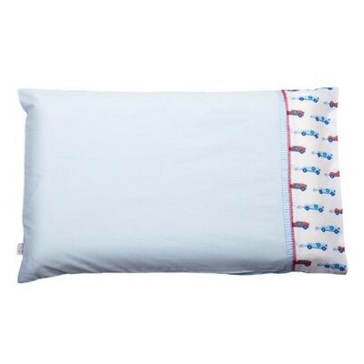 Clevamama Replacement Toddler Pillow Case (Blue)