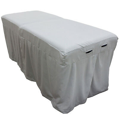 Body Linen Microfiber Massage Table Skirts