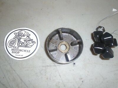 1997 Honda Goldwing Gl 1500 Se Alternator Coupler & Damper Rubber