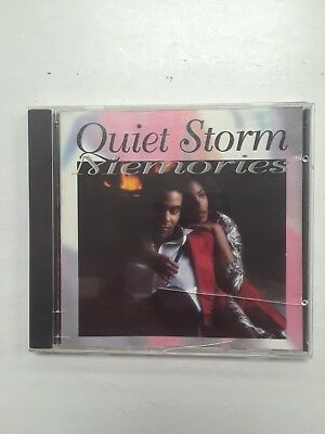 Quiet Storm: Memories (CD/ Scotti Bros): 1995