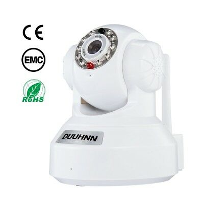 Wireless Network Baby Monitor Security IP Camera Motion WIfi IR Night Vision