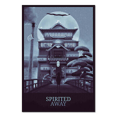 Spirited Away Poster - Exclusive Art - High Quality Prints