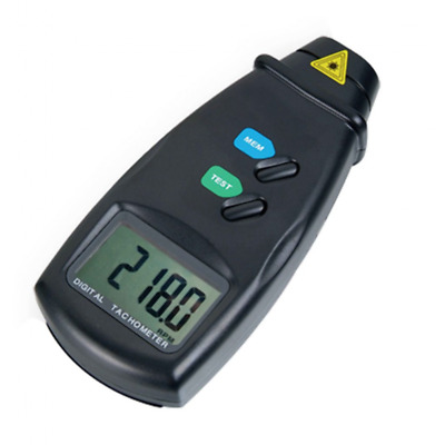 Digital Laser Non-Contact Photo Tachometer - IC-TAC-01