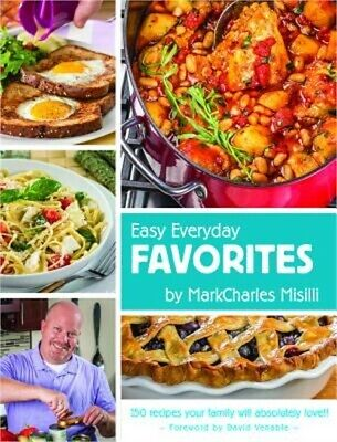 Easy Everyday Favorites (Paperback or Softback)