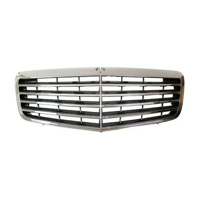 AM Front Grille For Mercedes-Benz E550,E350 WITH FRAME
