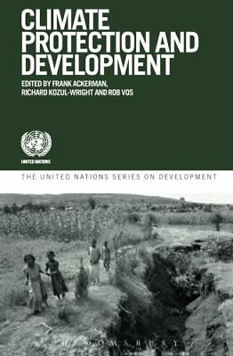 CLIMATE PROTECTION AND DEVELOPMENT By United Nations Staff **BRAND NEW**