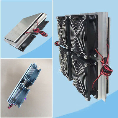 Semiconductor Refrigeration Radiator Thermoelectric Peltier Cooling Plate Module