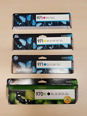 HP ORIGINAL Toner OfficeJet 971 und 970XL
