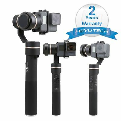 Feiyu Tech G5 3 Axis Handheld Outdoor Sports Stabiliser Gimbal for Action Camera
