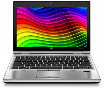 HP Elitebook 2570p Intel Core i5 2.5GHz 4GB 320GB HDD DVD 1366x768 BT Cam Win10