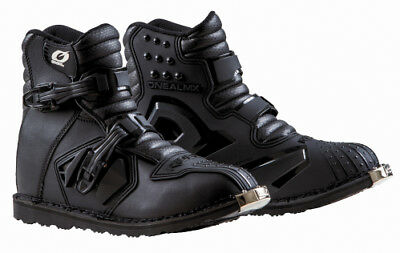 O'Neal Shorty Riders Boots Black Size 9 0344-009