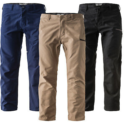 FXD WP-2 Slim Fit Work Trousers / Pants with Utility Pocket