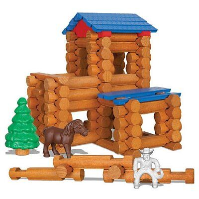 Lincoln Logs Grand Pine Lodge