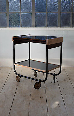 Vintage Kandya Table Trolley Drinks Trolley Mid Century Frank GuilleCAN DELIVER
