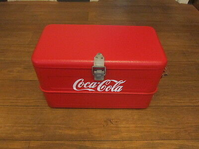 1950S Coca Cola Metal Cooler  Drain Plug,  Bottle Opener, ice pic, & church Key
