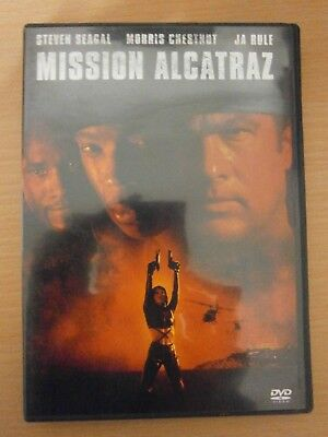 mission alcatraz steven seagal