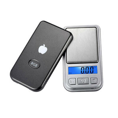 Smart 200/0.01g Ultra Thin Jewelry Drug New Mini Digital Portable Pocket Scale