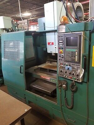 Matsuura MC-800VF Vertical Machining Center W/ Conveyor