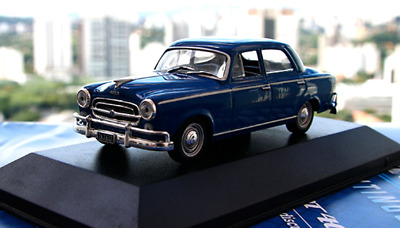 Peugeot 403 1960 - Argentina Rare Diecast Scale 1:43 New Sealed With Magazine