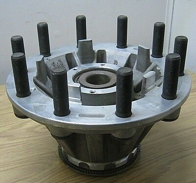 *NEW FREIGHTLINER CONMET 10018225 LMS HUB ASSEMBLY 10 STUDS Lms Ff Frnt HP10 ABS