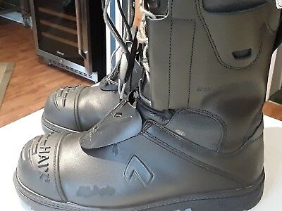 Men's Haix Special Fighter USAR boots size 9M