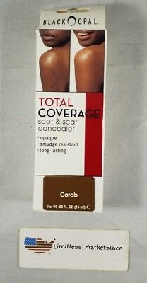 Black Opal Total Coverage Spot & Scar Concealer .5 fl oz - Carob