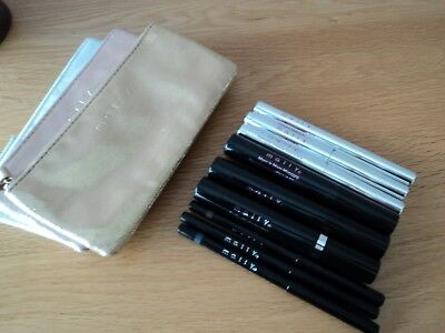 Mally Multi Listing - Eyeliners, Mascara, Eye Shadow Sticks & Make-Up Bags