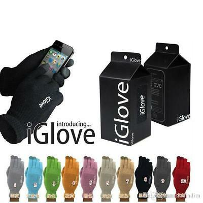 iGlove Official Unisex Touchscreen Gloves - Works on ALL phones/tablets BNIB
