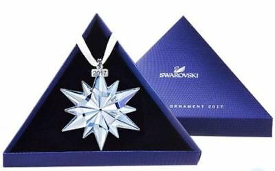 2017 Swarovski 525789 Annual Edition Christmas Ornament NEW