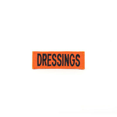 Eleven 10 DRESSINGS Name Tape