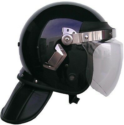 Riot Helmet With Neck Protection And Face Shield - Westrooper