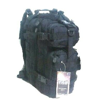 Tas Hydration Expandable Backpack Black 20Lt Molle Military / Security