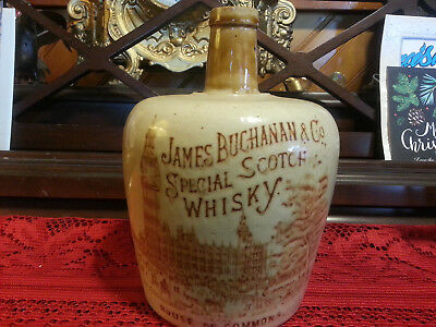 Whisky Jug James Buchanan Co House Of Commons Special Scotch Whisky