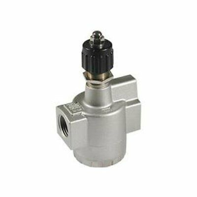 SMC AS420-04 Speed Controller Large Flow In-line, Style, Metric