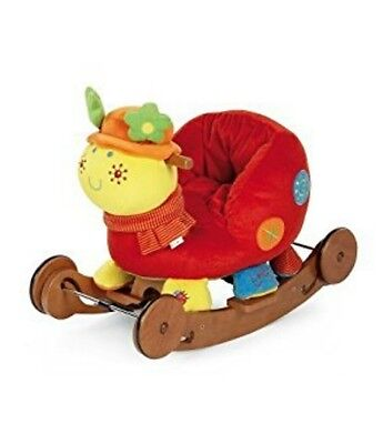 Mamas & Papas Lotty Ladybird Rock And Ride Musical rocker Chair