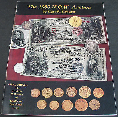 Vintage - The Grafton Collection Of California Fractional Gold Krueger 1980