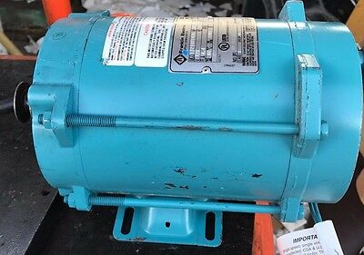 Franklin Electric Motor 1/4Hp 1 PH Phase 1725 RPM 115V #1121007458