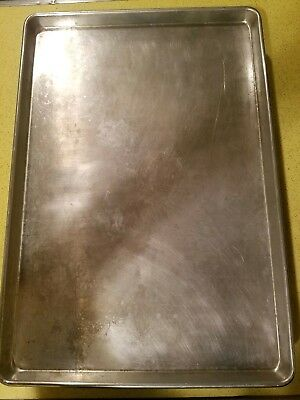 "Lincoln Wear-Ever Commercial Aluminum Alloy Full Sheet Pan #9002 -18"" x 26"" x 1"