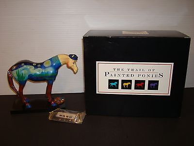 Trail of Painted Ponies Go Van Gogh New In Box MINT CONDITION  Retired 2E/0659