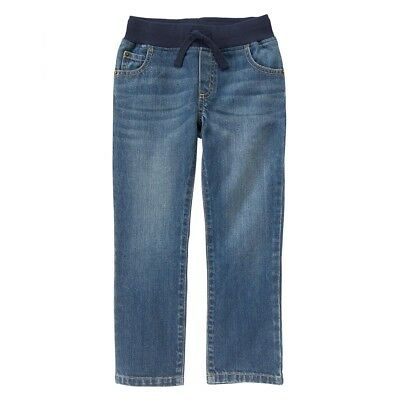 New Gymboree Pull-On Straight Jeans