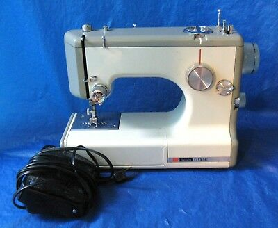 SEARS Kenmore Vintage Mini Portable Electric Sewing Machine Working Inspiration Kenmore Sewing Machine Model 15108