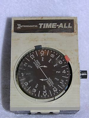 Vintage Intermatic Time-All Appliance Lamp Timer Model